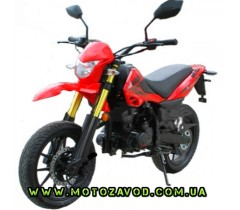 Vper ZS 200 GY-2C Вайпер motorcycle 200см3