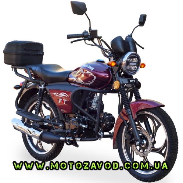 Мотоцикл Alpha 125cc MUSSTANG MT125-8 Alfa FIT Альфа Фіт 125см3