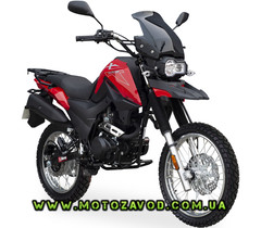 Shineray X-Trail 200 кросс