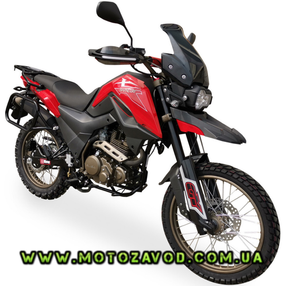 Мотоцикл Shineray X-Trail 250
