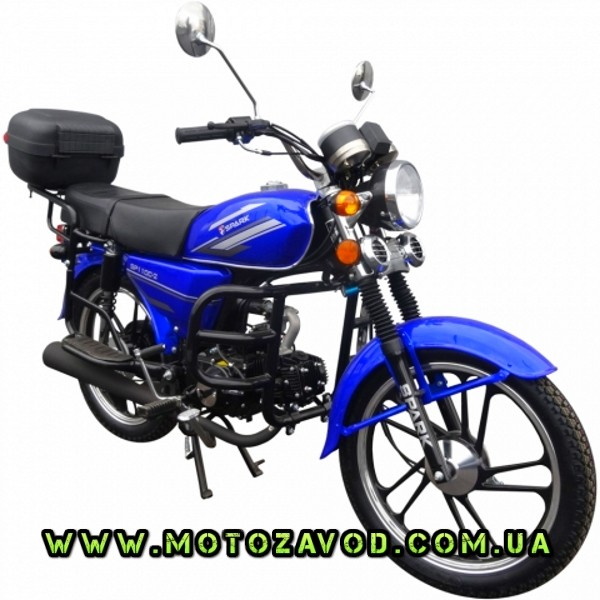 Мопед Spark SP110C-3L - Скутера, мопед. мотоцикл - Мототехника
