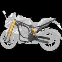 Купити раму запчастини для ходової мотоцикла