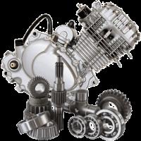 Двигун мотоцикла запчастини для двигуна
