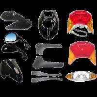 Пластик обвіс для скутера