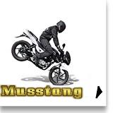 Купити мотоцикл Mustang Мустанг