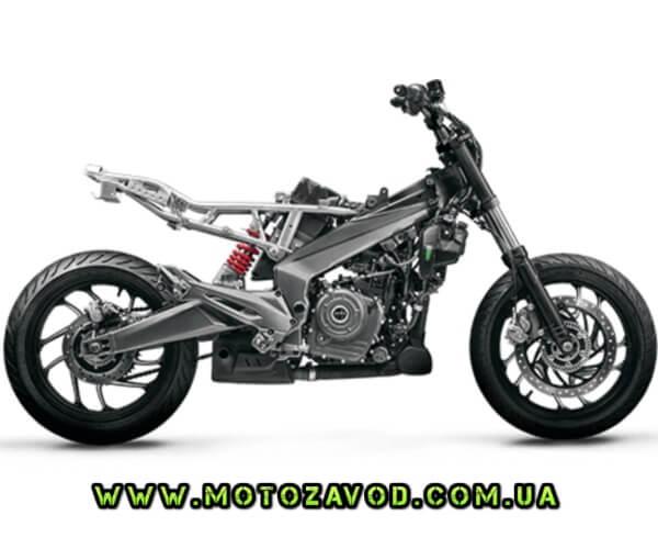 Мотоцикл Баджадж Домінар 400