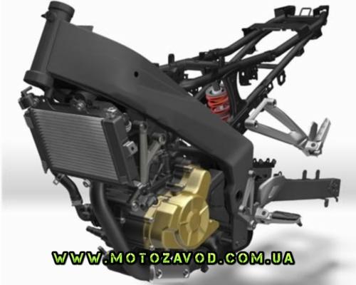 Мотоцикл Баджадж Пульсар НС200