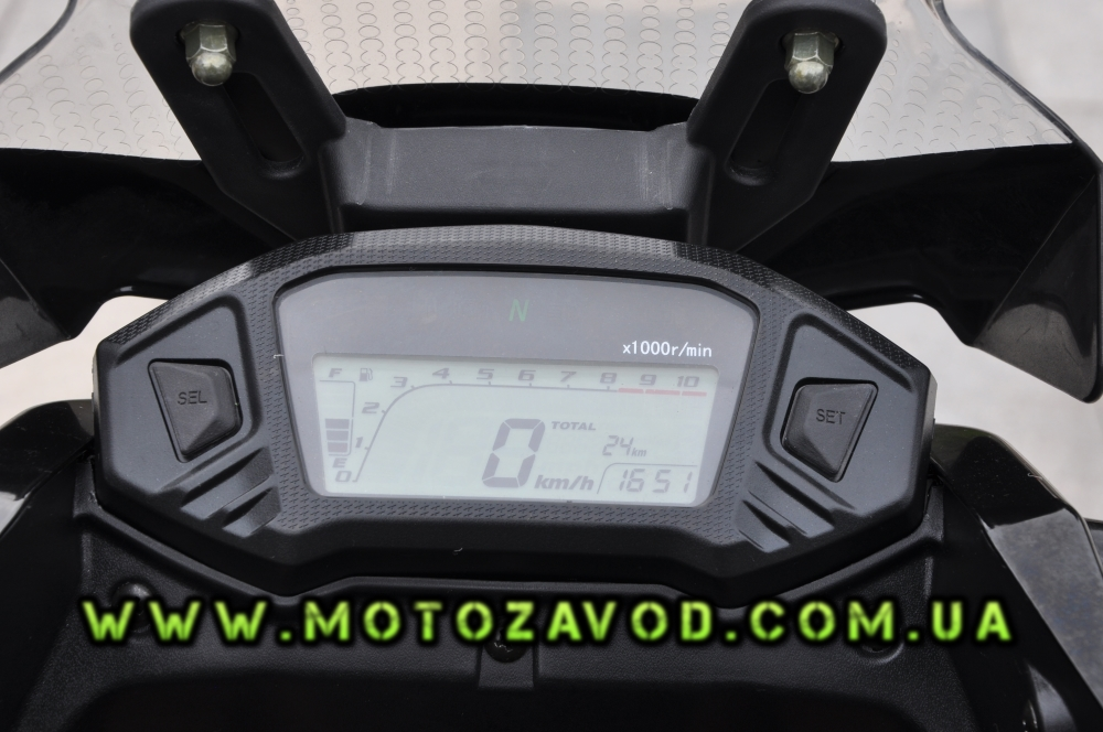 LIFAN мотоцикл турист
